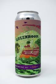 Barrier Green Room American Pale Ale 5.4% abv 473ml Can