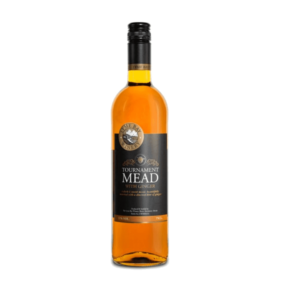 Lyme Bay Tournament Mead 11% abv 75cl