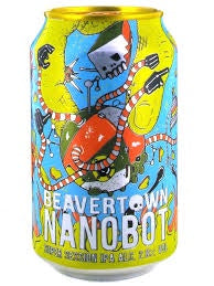 Beavertown Nanobot Super Session IPA 2.8% abv 33cl Can