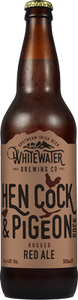 Whitewater Hen Cock & Pigeon Rock Red Ale 4.8% abv 500ml