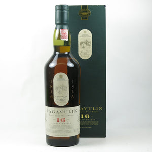 Lagavulin 16 year Single Malt Whisky old 43% abv 70cl