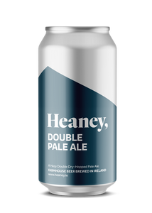 Heaney Farmhouse Double Pale DDH Hazy Pale Ale 5% abv 440ml Can