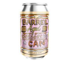 Amundsen BA Dessert In A Can Rocky Road Ice Cream 11.5% abv 33cl Can