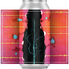 Dry & Bitter Free Fall Flow 6.8% abv IPA 440ml Can
