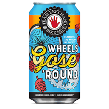 Left Hand Wheel Gose Around Gose 355ml 4.4% abv Can