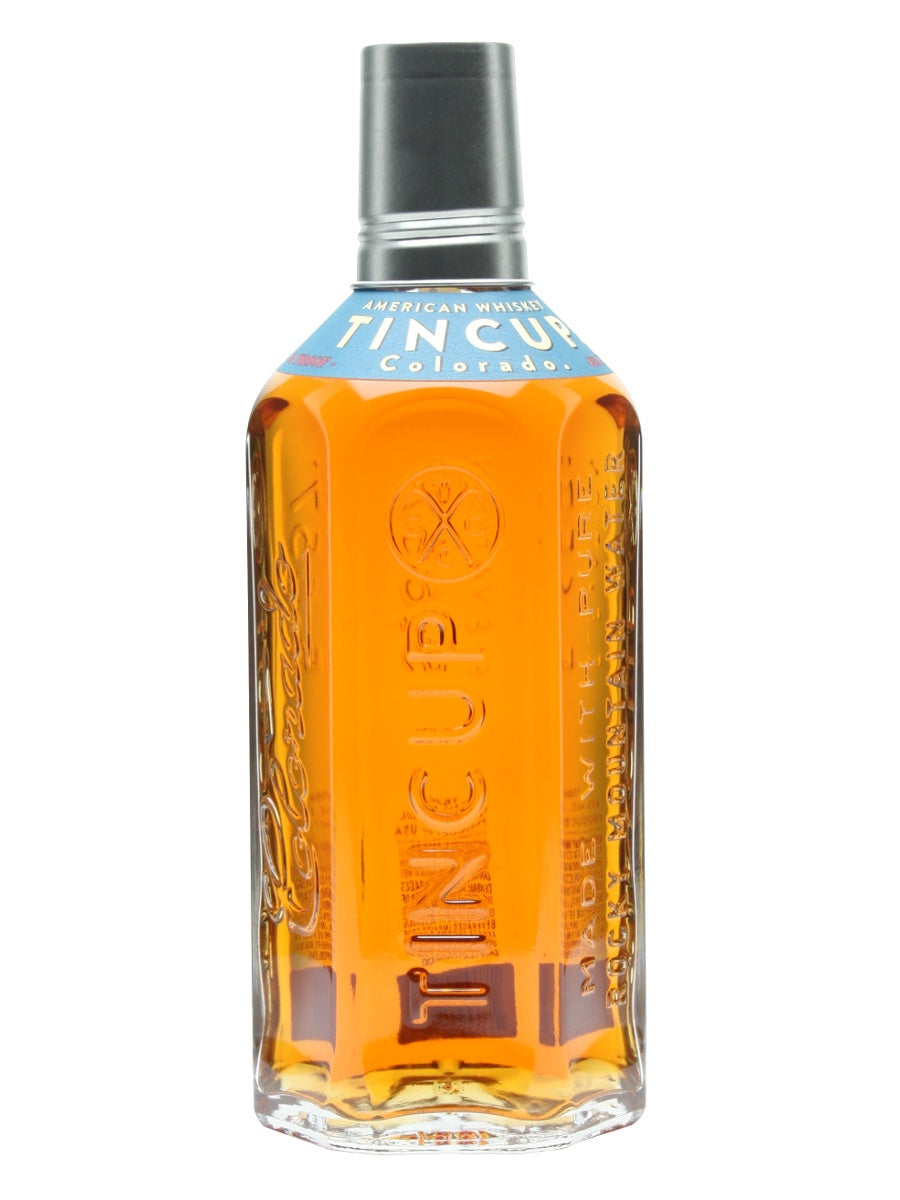 Tin Cup American Whiskey 70cl 42% abv