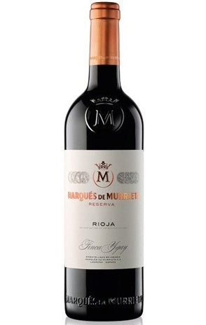Marques de Murrieta Rioja Reserva 14% abv 75cl