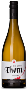 The King's Thorn Pinot Gris 14% abv 75cl
