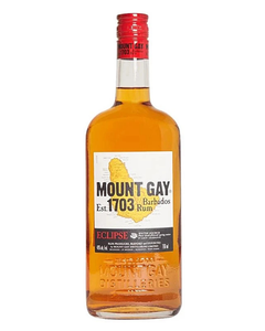 Mount Gay Eclipse Rum 40% abv 70cl