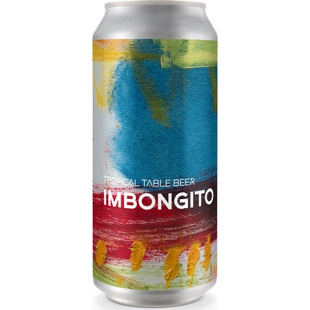 Boundary Imbongito Tropical Table Beer 2.8% abv 440ml Can