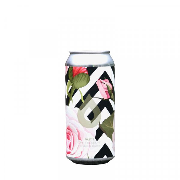 Polly's Introducing Blooms DDH IPA 7.2% abv 440ml Can
