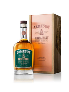Jameson 18 Year Old Bow Street Cask Strength 55.3% abv 70cl Batch No.1/2018