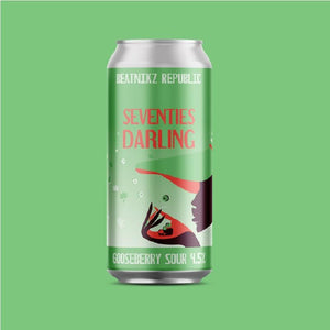 Beatnikz Seventies Darling Sour  4.3% abv 440ml Can