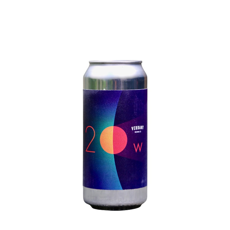 Verdant Brewing Co 20 Watt Moon 6.5% IPA 440ml Can