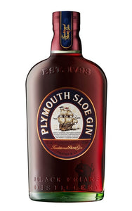 Plymouth Sloe Gin 26% abv 70cl