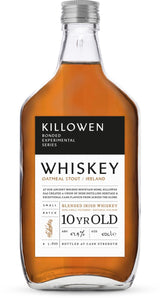 Killowen 10 Year Old Imperial Oatmeal Stout Cask 51.4% abv 50cl