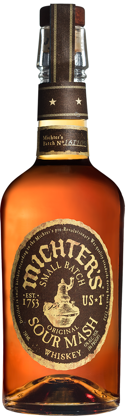 Michter's Straight Rye Whiskey 42.4% abv 70cl