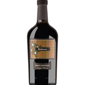 Borgo Magredo Refosco 75cl 13.5% abv