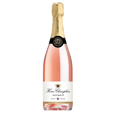 Signature Henri Champliau Wild Miss Rose 75cl