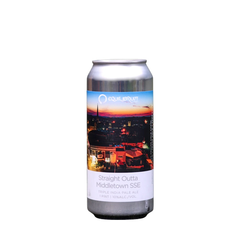 Equilibrium Straight Outta Middleton South Side Edition TIPA 10% abv 473ml Can