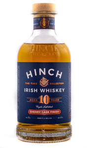 Hinch 10 Year Old Sherry Cask Finish 43% 70cl