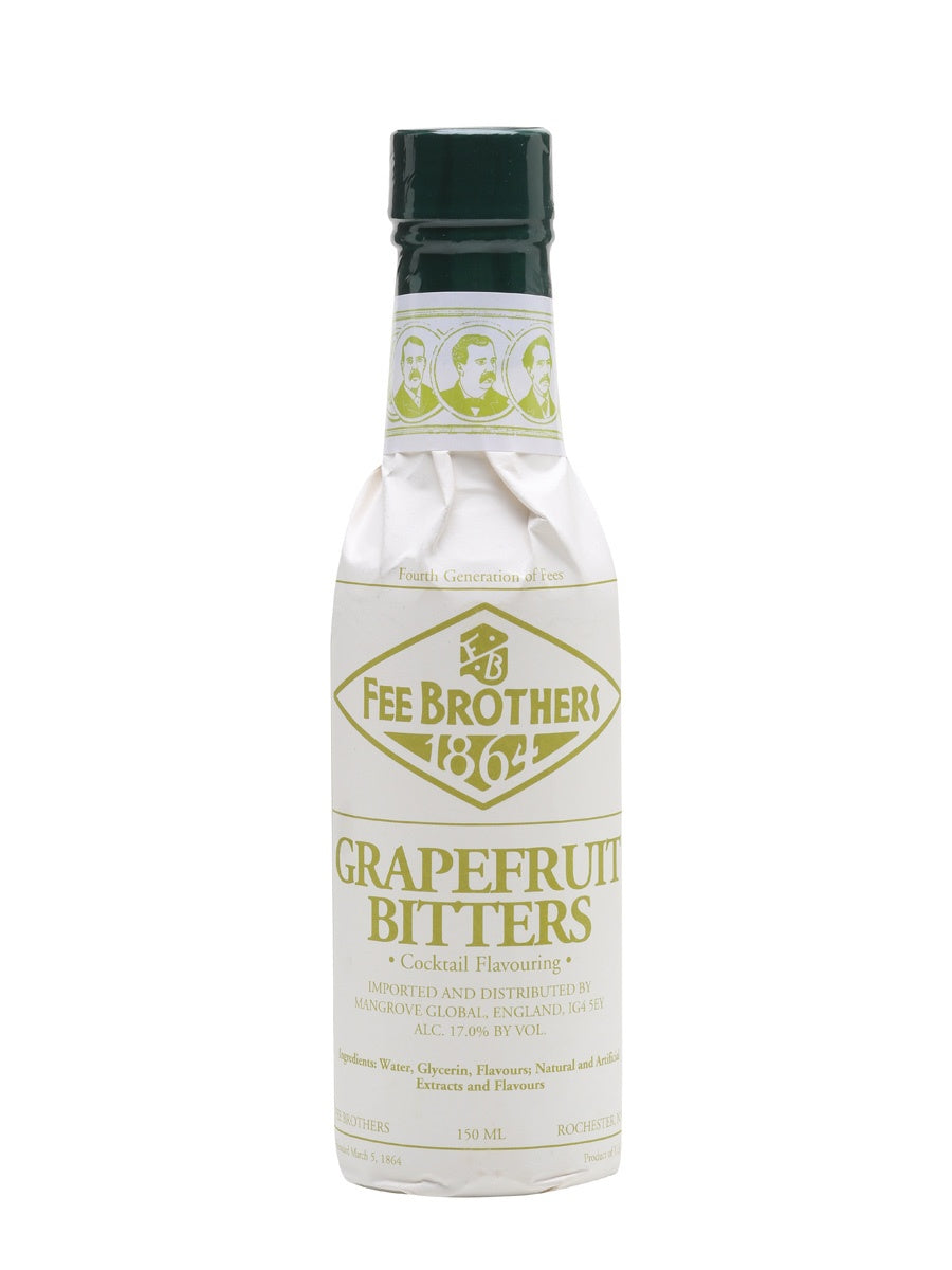 Fee Brothers Grapefruit Bitters 15cl 17% abv