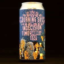 Burning Sky Indecision Time Pale Ale  5.6% abv 440ml Can