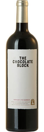 The Chocolate Block 14.5% abv 75cl