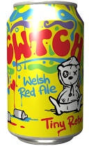 Tiny Rebel Cwtch Red Ale 4.6% abv Can