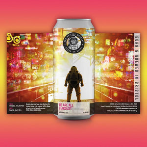 New Bristol Stardust IPA 4.1% abv 440ml Can