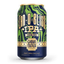 Oskar Blues Can- O- Bliss Hazy IPA 7.2% abv 35.5cl Can