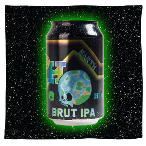 Beavertown X Hinterland Earth Brut IPA 5.5% abv 33cl Can