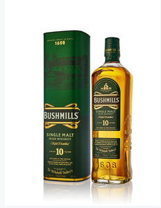 Bushmills Malt 10 Year Old 40%abv 70cl