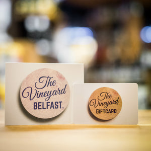 The Vineyard Gift Card