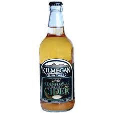 Kilmegan Elderflower 4% abv 500ml Blt