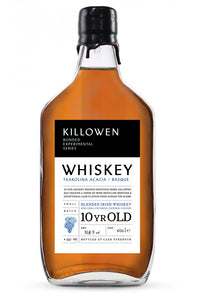 illowen Small Batch Experimental Bond Series Whiskey - Txacolina Acacia Cask 55.8% abv 50cl