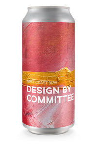 Boundary Design By Committee  West Coast DIPA 8% abv 440ml Can