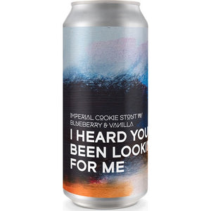 Boundary I heard You've Been Looking For Me Imperial Stout 8% abv 440ml Can