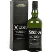 Ardbeg 10 Year Old 46% 70cl Gift Box