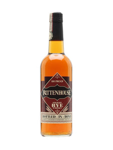 Rittenhouse 50% abv 70cl 100 Proof