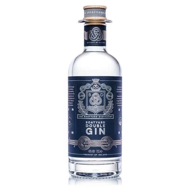 Boatyard Double Gin 70cl 46% abv