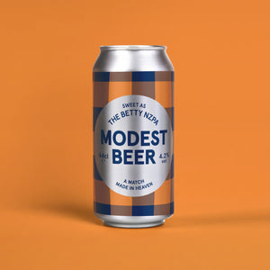 Modest The Betty Pale Ale 4.2% abv 440ml Can