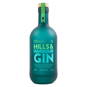 Hills & Harbour Gin 40% abv 70cl