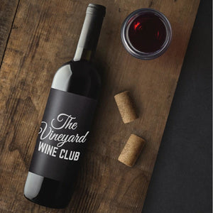 Wine Club Pre- Selected Twelve Bottle Box-January 2020
