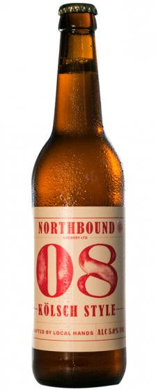 Northbound 08 Kolsch 5% abv 500ml blt