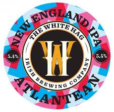 White Hag Mini Keg Atlantean NE IPA 5.4% abv 5 Ltr