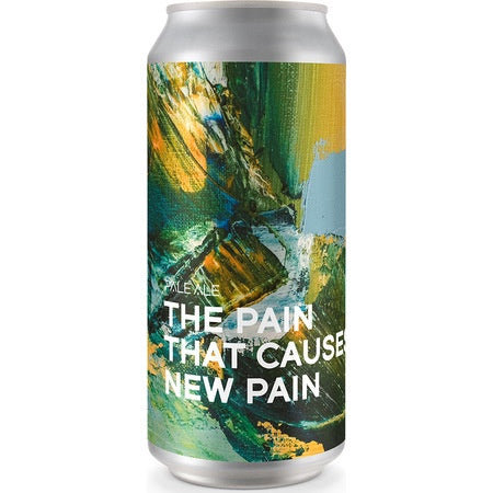 Boundary The Pain That Causes More Pain 4.5% abv  440ml Can