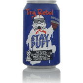 Tiny Rebel Staypuft Imp Espresso Martini Marshmallow Porter 9% abv 33cl Can