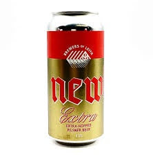 Newbarns Extra Pilsner 4.2% abv 440ml Can