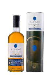 Blue Spot Irish Whiskey Cask Strength 58.7% abv 70cl